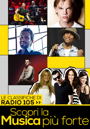Le classifiche di Radio 105