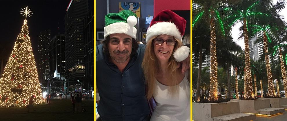Buon Natale 105.Buon Natale Da 105 Miami Foto 1 Di 41 Radio 105