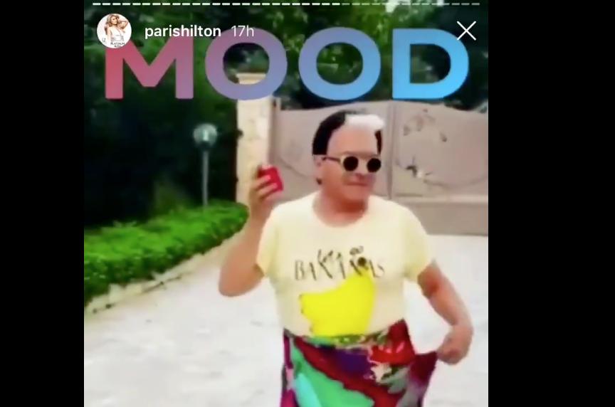 Parris Hilton sesso video