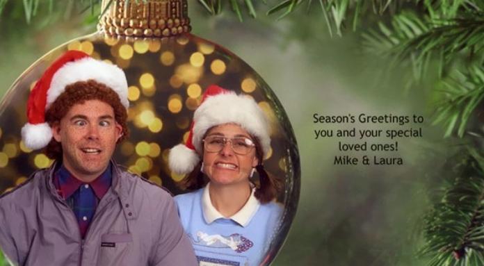 Auguri Di Natale 105.Ecco Le Cartoline Di Auguri Piu Strane E Divertenti Mandate Ai