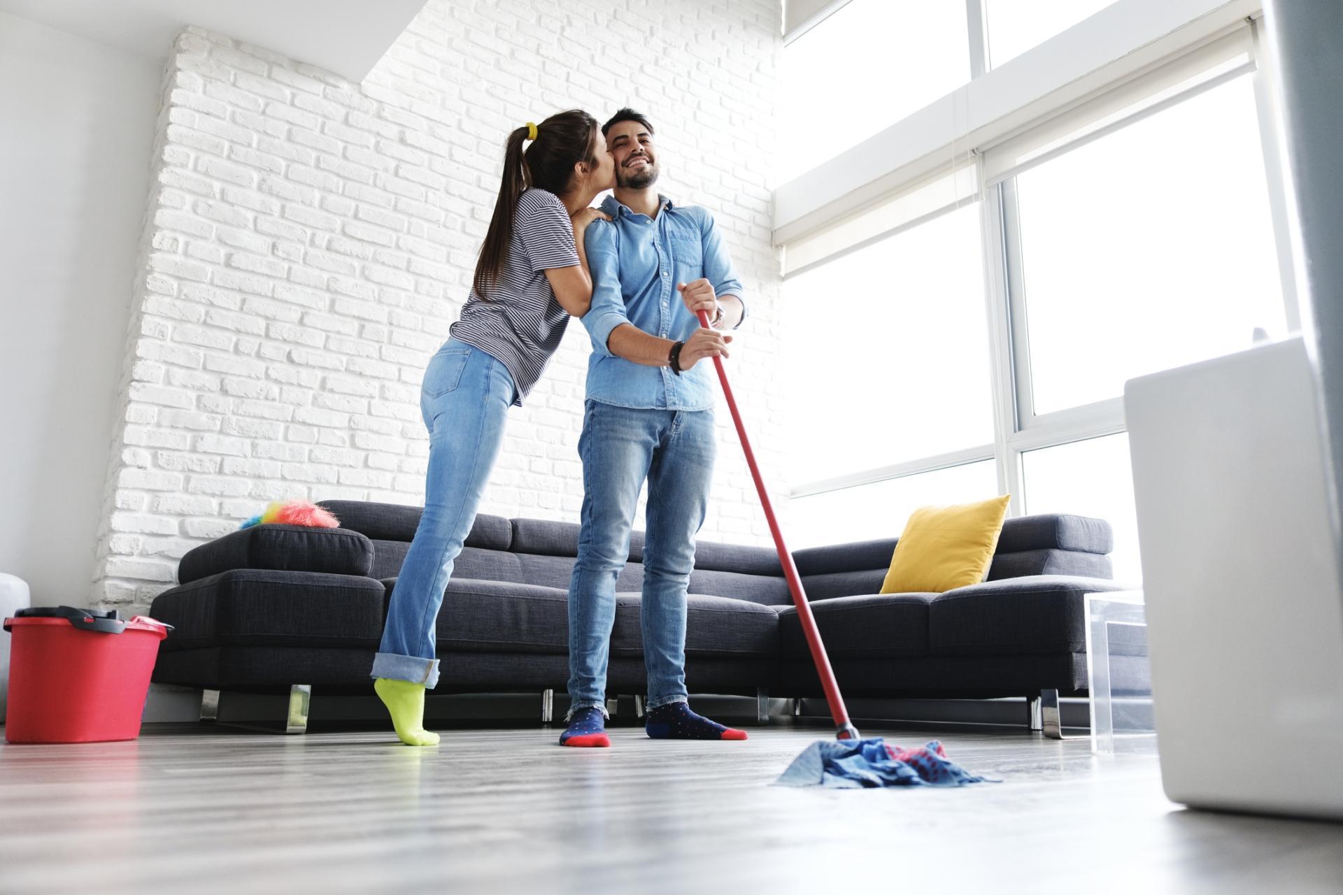 Giochi Di Pulizie Domestiche pulire casa allunga la vita: ecco i motivi scientifici