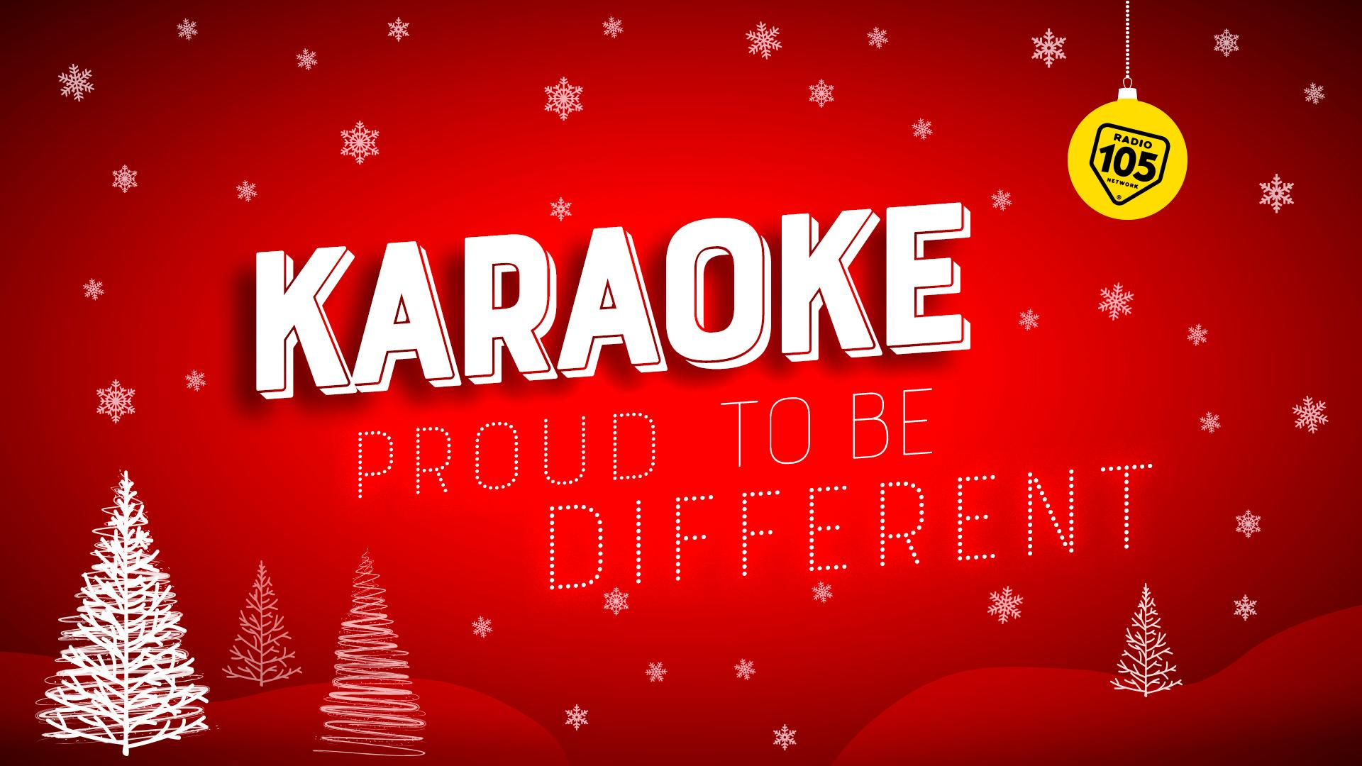 Auguri Di Buon Natale Karaoke.Buon Natale Con Il Nostro Karaoke Natalizio Radio 105
