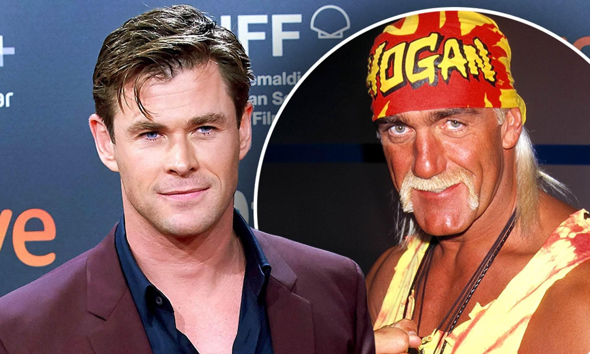 """Actor Chris Hemsworth Says Hulk Hogan Biopic Role Is """"Insanely Physical"""""""