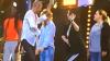Al concerto di Biagio Antonacci la corista è... Laura Pausini