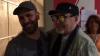 """Checco Zalone incontra Vasco Rossi e scherza con il suo gruppo: """"Siete bravi come cover band"""""""