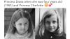 L'incredibile somiglianza tra la principessina Charlotte e Lady Diana