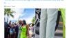 Kanye West si presenta in ciabatte a un matrimonio