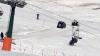 91enne invade la pista da sci con il fuoristrada: voleva andare al ristorante