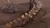 Lo scheletro trovato a riva in Scozia è del mostro di Loch Ness?