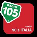 105 90's ITALIA