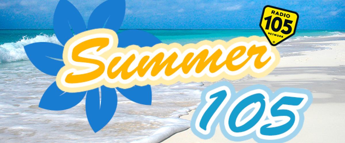 Radio 105 Summer 2015