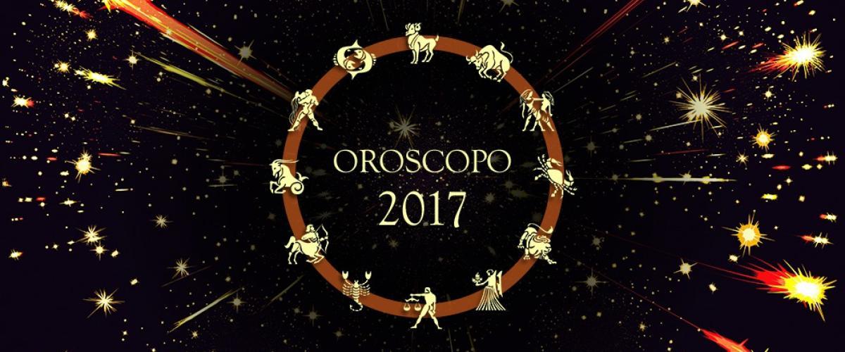 L'Oroscopo del 2017 a cura di Antonio Capitani!
