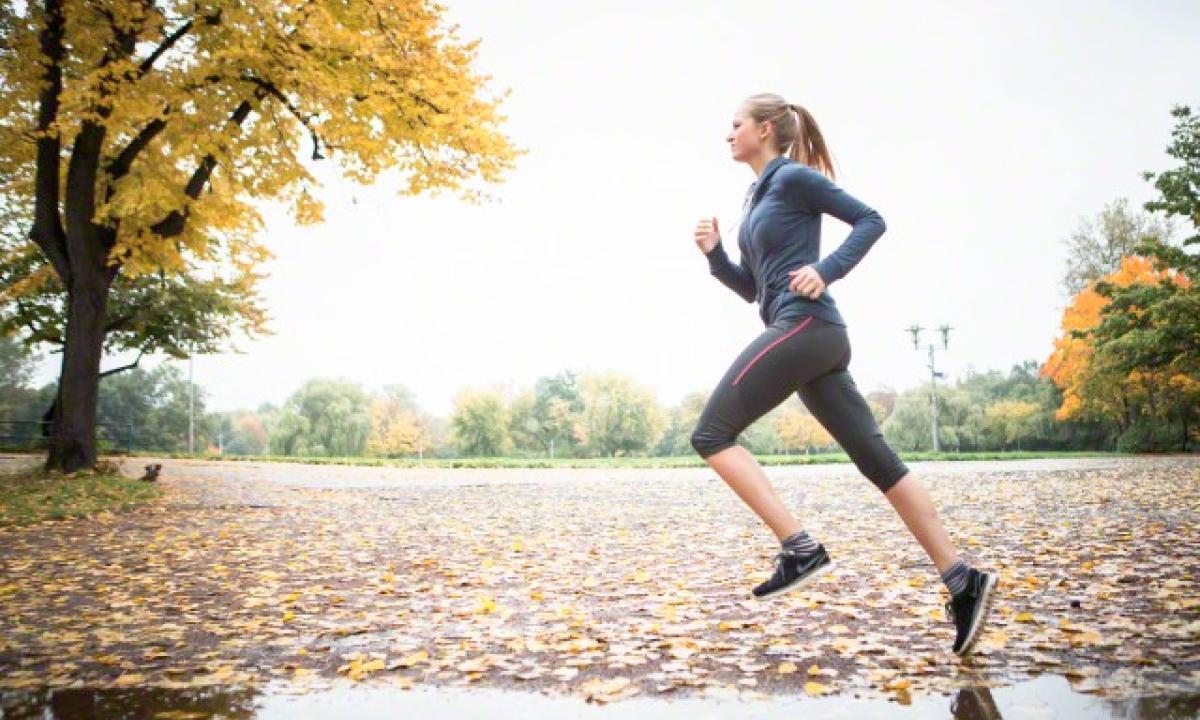 migliorare lerezione facendo jogging