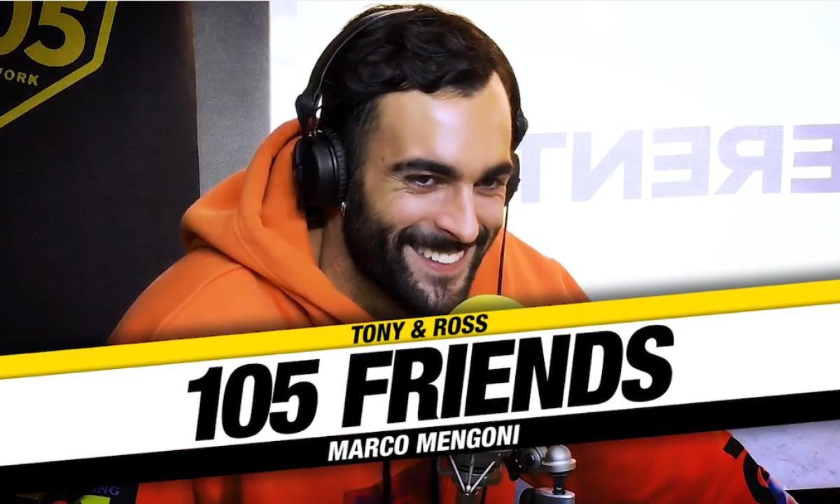 A Presenta Marco Friends 105 Mengoni Atlantico Radio N8n0wmvO