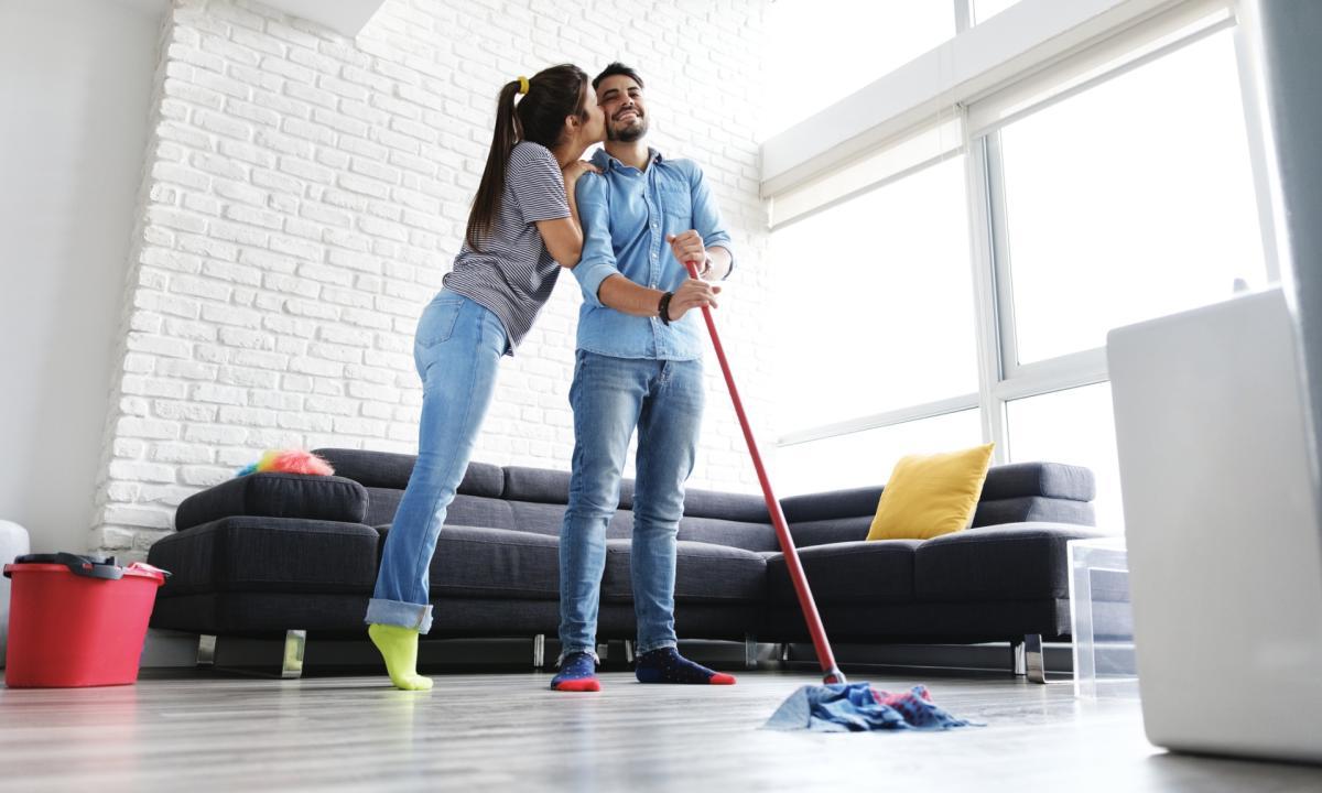 Giochi Di Pulire La Casa pulire casa allunga la vita: ecco i motivi scientifici