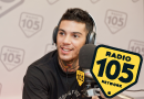 Linda di Emis Killa LIVE a 105 Take Away!