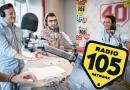 "Alessandro Matri centravanti di Radio 105 a ""Europei Everyday"" pt. 2"