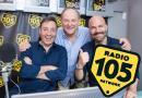 Sentite chi c'è da Tony & Ross: il gigante della TV (e della radio) Gerry Scotti!