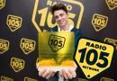 """""""105 Dediche a Riki"""" : le foto dello speciale showcase di San Valentino a Radio 105"""