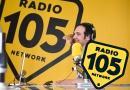 Cosmo a 105 Mi Casa: le foto più belle dell'intervista