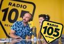 Maccio Capatonda e Luigi Di Capua a 105 Mi Casa: le foto dell'intervista