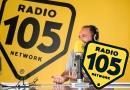 Gianluca Di Marzio e le sue chicche di calciomercato a 105 Mi Casa: le foto dell'intervista
