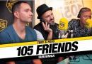 """I Subsonica a 105 Friends: """"Siamo fieri di esserci ancora e avere ancora voglia"""""""