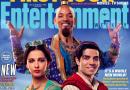 Naomi, la voce italiana delle canzoni di Aladdin, a 105 Friends