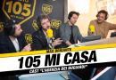 """""""L'agenzia dei bugiardi"""", il cast del film ospite di 105 Mi Casa"""