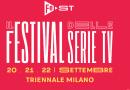 Marina Pierri e Giorgio Viaro a 105 Friends per presentare FeST - Il Festival delle Serie TV!