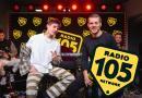 Rkomi a 105 Mi Casa Live: guarda le foto più belle!