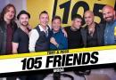 I Modà a 105 Friends: l'annuncio del nuovo singolo