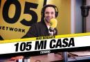 """Cosmo a 105 Mi Casa: """"Il Forum è il pubblico più grande davanti a cui abbia mai suonato!"""""""