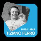 MUSIC STAR Tiziano Ferro