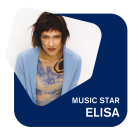 MUSIC STAR Elisa