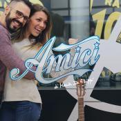 Radio 105: con Ylenia e Dario Spada nella scuola di Amici!