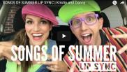 Tutti i tormentoni estivi più famosi in un solo, esilarante, video!