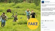 10 foto famose che sono completamente false