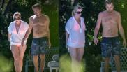 Leonardo di Caprio e Kate Winslet di nuovo insieme a Saint Tropez