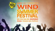 Radio 105 al Wind Summer Festival!