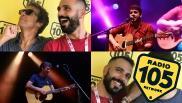 Radio 105 al Giffoni Film Festival: le foto della terza giornata