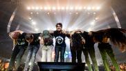 Il concerto di Fabrizio Moro a Roma: guarda le foto più belle