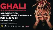 """Ghali annuncia """"Il concerto a Milano"""", tre date speciali al Fabrique: Radio 105 è radio partner!"""
