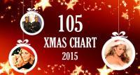 Scopri la nuova 105 XMAS CHART 2015!