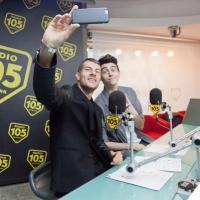 Michele Bravi trionfa in videochat su 105.NET!