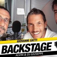105 Backstage Alvin Giuse