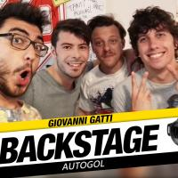 105 Backstage Autogol