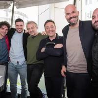 105 FRIENDS CAST NON E UN PAESE PER GIOVANI 20-03-2017