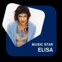 MUSIC STAR Elisa