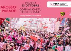 Con Radio 105 alla PittaRosso Pink Parade: corri anche tu per le donne!